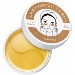 "Гидрогелевые патчи для глаз Shangpree ""Gold Hydrogel Eye Mask"", , 710 руб., 1106007, Korean, Патчи для глаз"