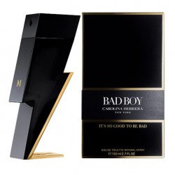 "Туалетная вода Carolina Herrera ""Bad Boy"", 100 ml, , 940 руб., 201118, Carolina Herrera, Для мужчин"