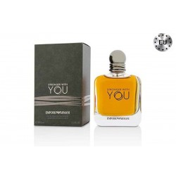 Giorgio Armani Stronger with You, 100 ml (EU), , 1 500 руб., 700239, Giorgio Armani, Для мужчин