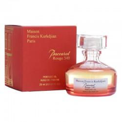 "Масляные духи Maison Francis Kurkdjian ""Baccarat Rouge 540 Extrait de parfum"", 20ml, , 500 руб., 11010026, Maison Francis, Масляные духи, 20ml"