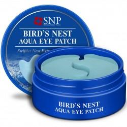 """Гидрогелевые патчи для глаз SNP """"Bird's Nest Aqua Eye Patch"""", , 775 руб., 1106029, Korean, Патчи для глаз"""