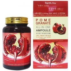 """Сыворотка для лица FarmStay """"Pomegranate All-In-One Ampoule"""", 250ml, , 965 руб., 1101051, Korean, Крема и сыворотки"""