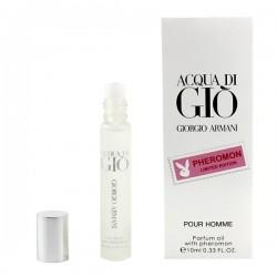 "Духи с феромонами Giorgio Armani ""Acqua di Gio"", 10ml, , 250 руб., 482018, Giorgio Armani, Для мужчин"