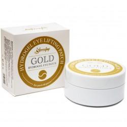 """Гидрогелевые патчи для глаз """"Hidrogel Eye Lifting Patch Gold"""", , 645 руб., 1106027, Korean, Патчи для глаз"""