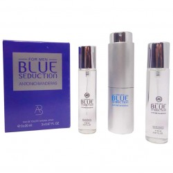 "Antonio Banderas ""Blue Seduction for Men"", 3x20 ml, , 460 руб., 501212, Antonio Banderas, Для мужчин"