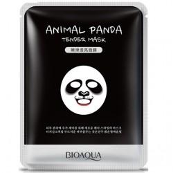 """Тканевая маска BIOAQUA """"Animal Face Panda"""", , 100 руб., 1102026, Korean, Маски для лица"""