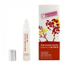 "Духи с феромонами Armand Basi ""Happy In Red"", 10ml, , 250 руб., 481001, Armand Basi, Для женщин"