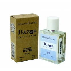 "Тестер Christian Lacroix ""Bazar Pour Homme"", 60 ml, , 750 руб., 1473004, Christian Lacroix, Тестеры духов"