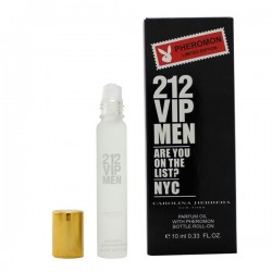 "Духи с феромонами Carolina Herrera ""212 Vip Men"", 10ml, , 250 руб., 482005, Carolina Herrera, Для мужчин"