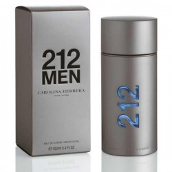 "Туалетная вода Carolina Herrera ""212 Men"", 100 ml (EU), , 2 100 руб., 851412, Carolina Herrera, Для мужчин"