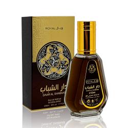 Парфюмерная вода DAAR AL SHABAAB, 50 ml, , 650 руб., 7007810, OАЭ, Для мужчин