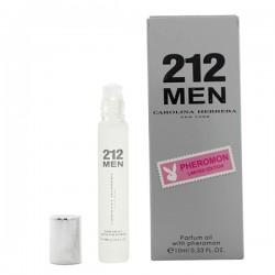 "Духи с феромонами Carolina Herrera ""212 Men"", 10ml, , 250 руб., 482004, Carolina Herrera, Для мужчин"