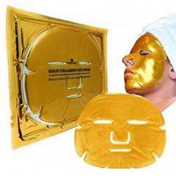 Коллагеновая маска для лица Golden Facial Mask, , 185 руб., 1102021, Korean, Маски для лица