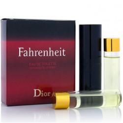 "Christian Dior ""Fahrenheit"", 3x20 ml, , 460 руб., 501220, Christian Dior, Для мужчин"