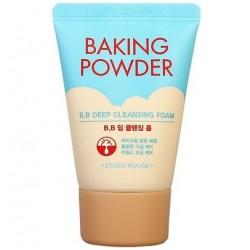 """Пенка для умывания Etude House """"Baking Powder B.B Deep Cleansing Foam"""", , 350 руб., 1101036, Korean, Крема и сыворотки"""