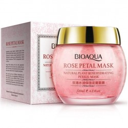 """Ночная маска для лица BIOAQUA """"Rose Petal Mask"""", , 455 руб., 1102024, Korean, Маски для лица"""