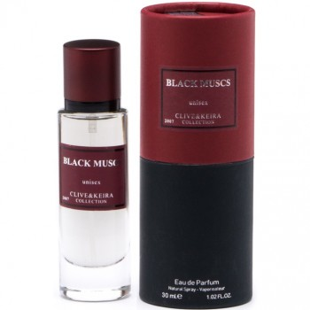 """Clive&Keira """"№ 2007 Black Muscs"""", 30 ml"""