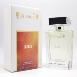 "Парфюмерная вода Silvana ""0202"", 80ml, , 2 500 руб., 451010, Silvana, Для женщин"