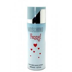 "Дезодорант Moschino ""Funny"", 200 ml, , 300 руб., 851288, Moschino, Для женщин"
