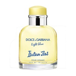 "Тестер Dolce and Gabbana ""Light Blue Italian Zest Pour Homme"", 125 ml, , 1 800 руб., 1049310, Dolce And Gabbana, Для мужчин"