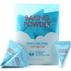 "Скраб для лица с содой в пирамидках ""Etude House Baking Powder Crunch Pore Scrub"" (24 шт), , 1 095 руб., 1102023, Korean, Маски для лица"