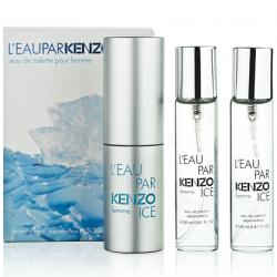 """Kenzo """"L'eau Par Kenzo Ice Pour Femme"""", 3x20 ml, , 460 руб., 501174, Kenzo, Мини-парфюм"""