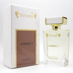"Парфюмерная вода Silvana ""Ambret"", 80ml, , 2 500 руб., 451012, Silvana, Для женщин"