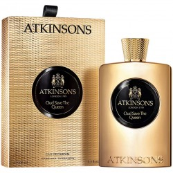 """Парфюмерная вода Atkinsons """"Oud Save The Queen"""", 100 ml, , 1 350 руб., 772807, Atkinsons, Atkinsons"""