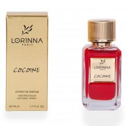 Lorinna Paris Cocoine, 50 ml, , 650 руб., 8740211, Lorinna Paris, Lorinna Paris (нишевая), 50ml
