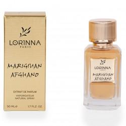 Lorinna Paris Marigiuan Afghano, 50 ml, , 650 руб., 8740214, Lorinna Paris, Lorinna Paris (нишевая), 50ml