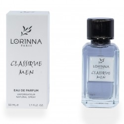 Lorinna Paris Classique Men, 50 ml, , 600 руб., 8740327, Lorinna Paris, Lorinna Paris, 50ml