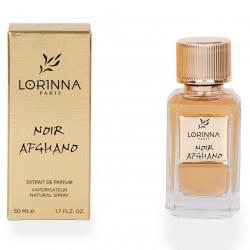 Lorinna Paris Noir Afghano, 50 ml, , 650 руб., 8740221, Lorinna Paris, Lorinna Paris (нишевая), 50ml