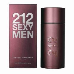 """Туалетная вода Carolina Herrera """"212 Sexy Men"""", 100 ml, , 850 руб., 201403, Carolina Herrera, Carolina Herrera"""
