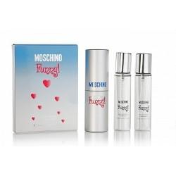 "Moschino ""Funny"", 3х20 ml, , 600 руб., 501123, Jacques Bogart, Мини-парфюм 3х20 ml"