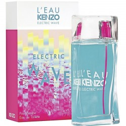 "Туалетная вода Kenzo ""L'Eau par Kenzo Electric Wave pour Femme"", 100 ml, , 850 руб., 104933, Kenzo, Kenzo"