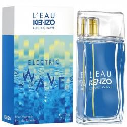 "Туалетная вода Kenzo ""L'Eau par Kenzo Electric Wave pour Homme"", 100 ml, , 850 руб., 104933, Azzaro, Kenzo"