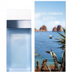 "Туалетная вода Dolce and Gabbana ""Light Blue Love in Capri"", 100 ml, , 850 руб., 102429, Dolce And Gabbana, Dolce And Gabbana"