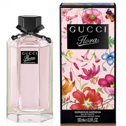 "Туалетная вода Gucci ""Flora By Gucci Gorgeous Gardenia Limited Edition"", 100 ml, , 850 руб., 103802, Gucci, Gucci"