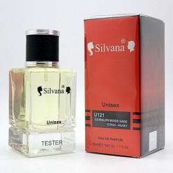 "Парфюмерная вода Silvana W 121 ""CA MOLAN WOOD SAGE"", 50 ml, , 750 руб., 900151, Silvana, Для женщин"