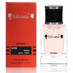 "Парфюмерная вода Silvana W 125 ""FANTA"", 50 ml, , 750 руб., 900157, Silvana, Для женщин"