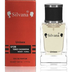 "Парфюмерная вода Silvana W 126 ""TEREZ CAZANOVA"", 50 ml, , 750 руб., 900159, Silvana, Для женщин"