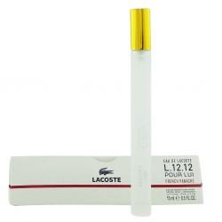 Lacoste Eau De Lacoste L.12.12 Pour Lui French Panache, 15 ml, , 200 руб., 700728, Lacoste, Для женщин