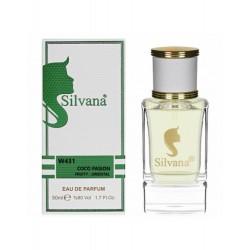 "Парфюмерная вода Silvana W 431 ""COCONUT PASSION"", 50 ml, , 750 руб., 900963, Silvana, Для женщин"