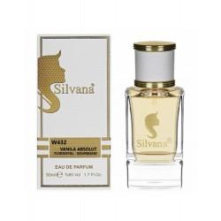 "Парфюмерная вода Silvana W 432 ""VANILLE ABSOLUT"", 50 ml, , 750 руб., 900965, Silvana, Для женщин"