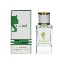 "Парфюмерная вода Silvana W 433 ""GREEN TEA"", 50 ml, , 750 руб., 900969, Silvana, Для женщин"