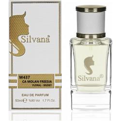 "Парфюмерная вода Silvana W 437"" CA MOLAN FREESIA"", 50 ml, , 750 руб., 900980, Silvana, Для женщин"