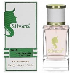 "Парфюмерная вода Silvana W 436"" POUL SCANDAL"", 50 ml, , 750 руб., 900977, Silvana, Для женщин"