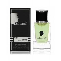 "Парфюмерная вода Silvana M 854""G.SPORT"", 50 ml, , 750 руб., 800593, Silvana, Для мужчин"