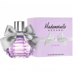 """Туалетная вода Azzaro """"Mademoiselle L'Eau Très Belle"""", 90 ml, , 700 руб., 700501, Azzaro, Женская парфюмерия"""
